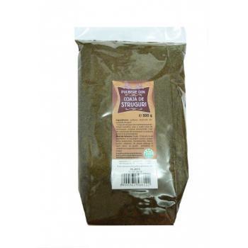 Pulbere din coaja de struguri 500 gr HERBALSANA