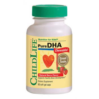 Pure DHA 90 cps CHILDLIFE ESSENTIALS