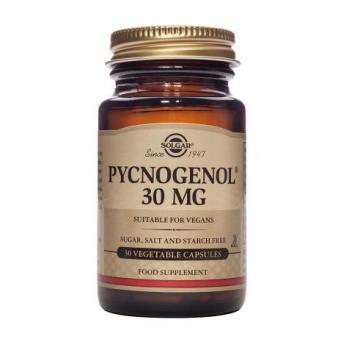Pycnogenol 30 mg 30 cps SOLGAR