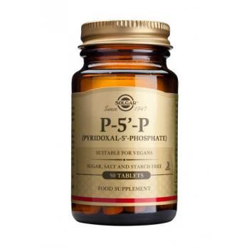 Pyridoxal 5 phosphate 50 tbl SOLGAR