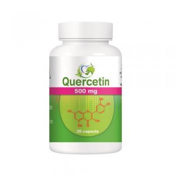 Quercetin 500 mg 30 cps JUSTIN PHARMA