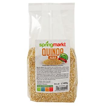 Quinoa alba 400 gr SPRINGMARKT