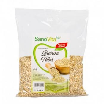 Quinoa alba 250 gr SANO VITA
