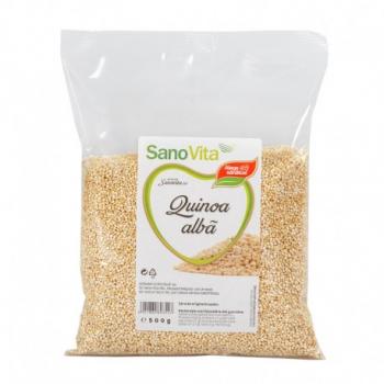 Quinoa alba 500 gr SANO VITA