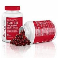 Red krill oil 300mg BRONSON