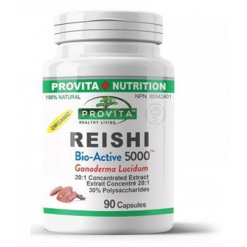 Reishi Bio-Active 5000 90 cps PROVITA