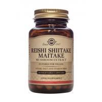 Reishi shiitake maitake mushroom extract