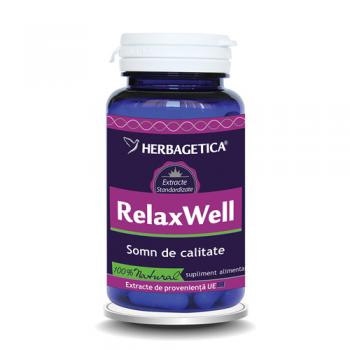 Relax well 60 cps HERBAGETICA