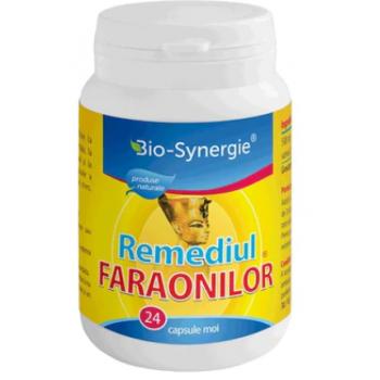 Remediul faraonilor 1+1gratis 24 cps BIO-SYNERGIE