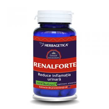 Renal forte 60 cps HERBAGETICA