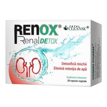 Renox Renal Detox (Total Cleanse) 30 cps COSMOPHARM