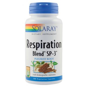Respiration blend sp-3 100 cps SOLARAY
