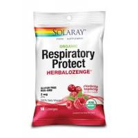 Respiratory protect cranberry raspberry