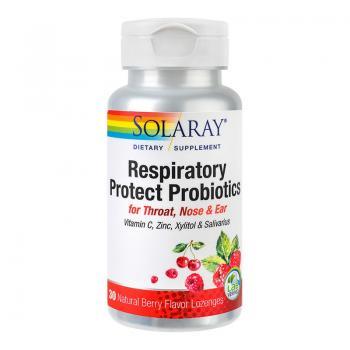 Respiratory protect probiotics  30 cpr SOLARAY