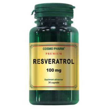 Resveratrol 100mg 30 cps COSMOPHARM PREMIUM