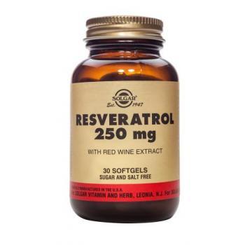 Resveratrol 250 mg 30 cps SOLGAR
