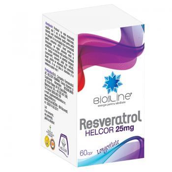 Resveratrol 60 cpr BIO SUN LINE