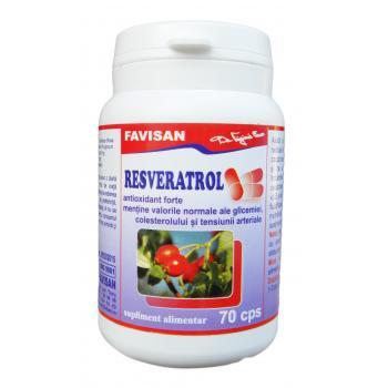 Resveratrol b116 70 cps FAVISAN