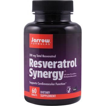 Resveratrol synergy 200 60 tbl JARROW FORMULAS
