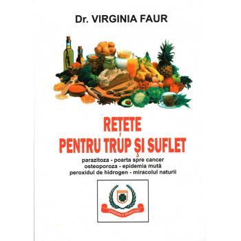 Retete pentru trup si suflet, dr. virginia faur i.010 1 gr FAVISAN