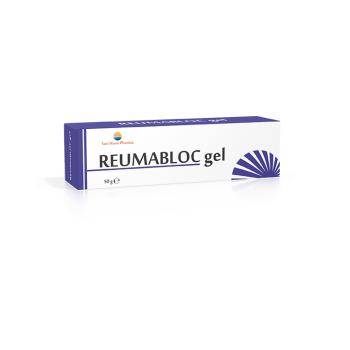 Reumabloc gel 50 ml SUN WAVE PHARMA