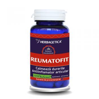 Reumatofit 60 cps HERBAGETICA