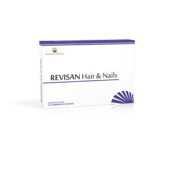 Revisan hair & nail 15 cpr SUN WAVE PHARMA