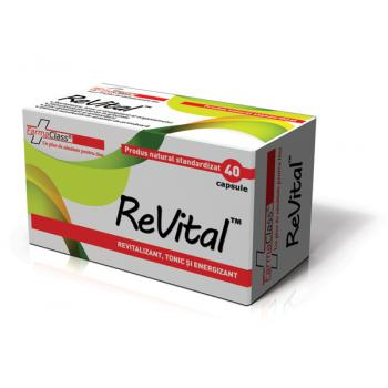 Revital 40 cps FARMACLASS