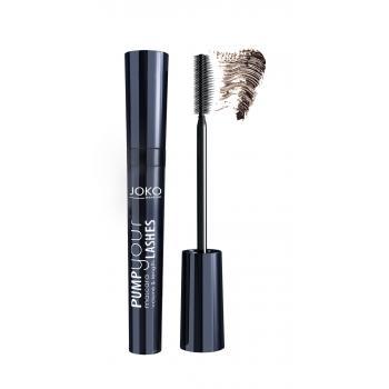 Rimel pump your lashes - brown 9 ml JOKO