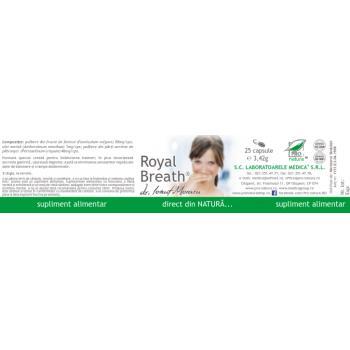 Royal breath 25 cps PRO NATURA