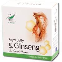 Royal jelly & ginseng