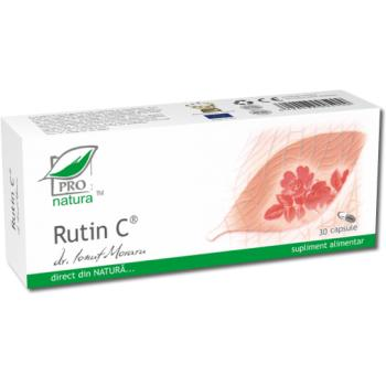 Rutin c 30 cps PRO NATURA