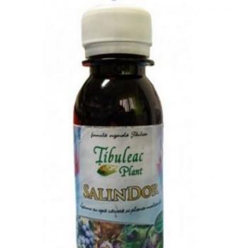 Salindor, lotiune cu apa sarata si plante medicinale 100 ml TIBULEAC PLANT