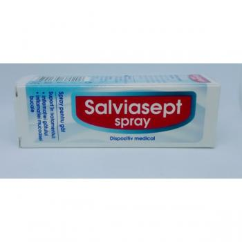 Salviasept spray 20 ml ZDROVIT