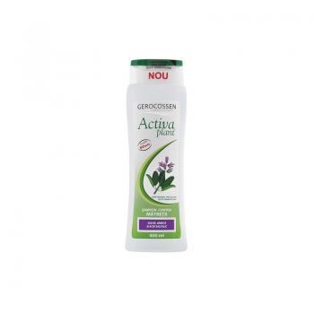 Sampon contra matretii cu salvie si arnica 400 ml ACTIVA PLANT