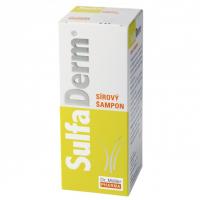 Sampon cu sulf sulfaderm