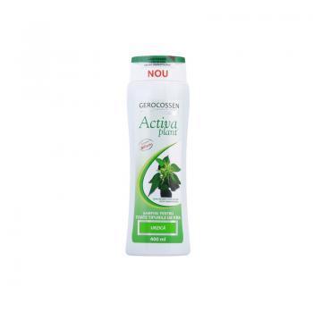 Sampon cu urzica pentru toate tipurile de par 400 ml ACTIVA PLANT