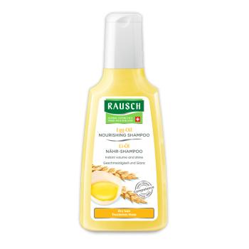 Sampon hidratant cu galbenus de ou si germeni de grau 200 gr RAUSCH