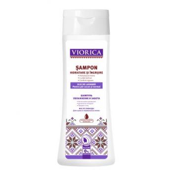 Sampon hidratare si ingrijire cu ulei de lavanda 250 ml TEZAURUL ULEIURILOR DIN MOLDOVA