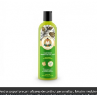 Sampon nutritiv cu cedru si extract stejar