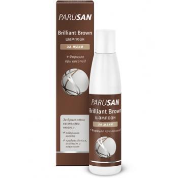 Sampon Parusan brilliant brown   200 gr ZDROVIT