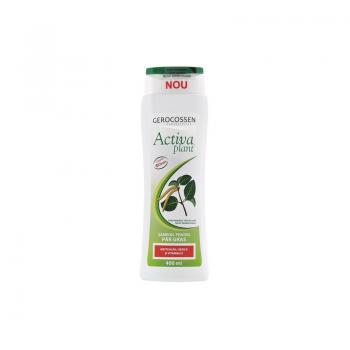 Sampon pentru par gras cu mesteacan si urzica 400 ml ACTIVA PLANT
