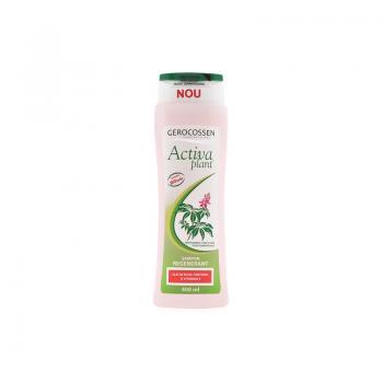 Sampon regenerant cu ulei de ricin, pantenol si vitamina e 400 ml ACTIVA PLANT