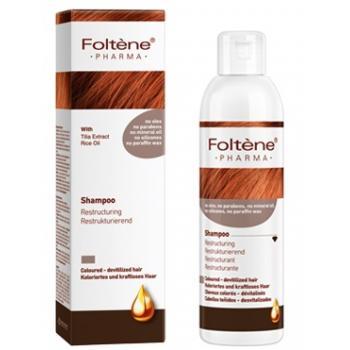 Sampon restructurant pentru par vopsit deteriorat 200 ml FOLTENE