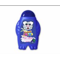 Sampon si gel de dus pentru copii cu fructe de padure
