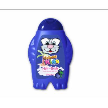 Sampon si gel de dus pentru copii cu fructe de padure 300 ml COLUTTI