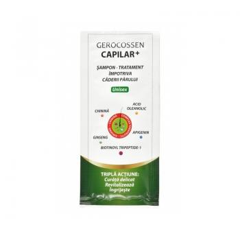 Sampon tratament impotriva caderii parului 15 ml CAPILAR+