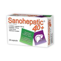 Sanohepatic 40+