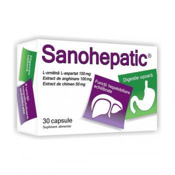 Sanohepatic 30 cps ZDROVIT