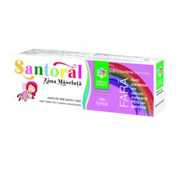 Pasta de dinti Santoral zana maseluta 40 gr STEAUA DIVINA